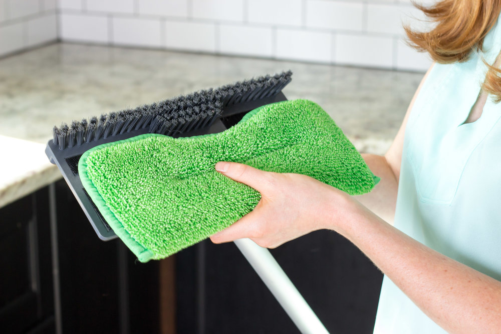 Brush & Mop - Complete System
